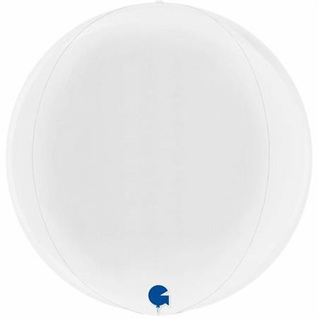 Μπαλόνι Άσπρο τρισδιάστατη σφαίρα ORBZ