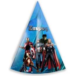 Καπελάκι πάρτυ Avengers