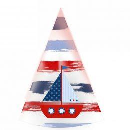 Καπελάκια πάρτυ Ναυτικό