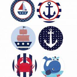 Κονκάρδες Ναυτικό