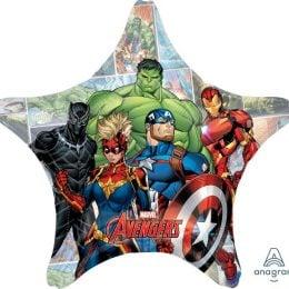 Μπαλόνι Avengers Marvel Power Unite