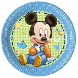 Πιάτα Baby Mickey