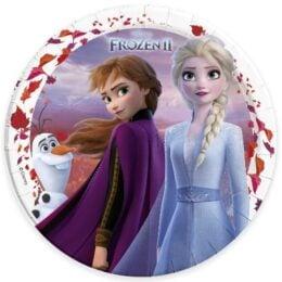 Πιάτα Frozen 2 (8 τεμ)