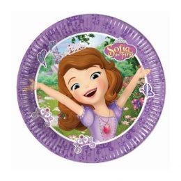 Πιάτα Γλυκού Σοφία η Πριγκίπισσα (8 τεμ)