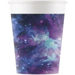 Ποτήρια Γαλαξίας (8 τεμ)
