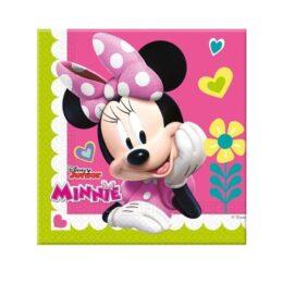 Χαρτοπετσέτες Minnie Mouse (20 τεμ)