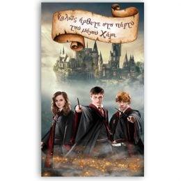 Μεγάλη Αφίσα πάρτυ Harry Potter