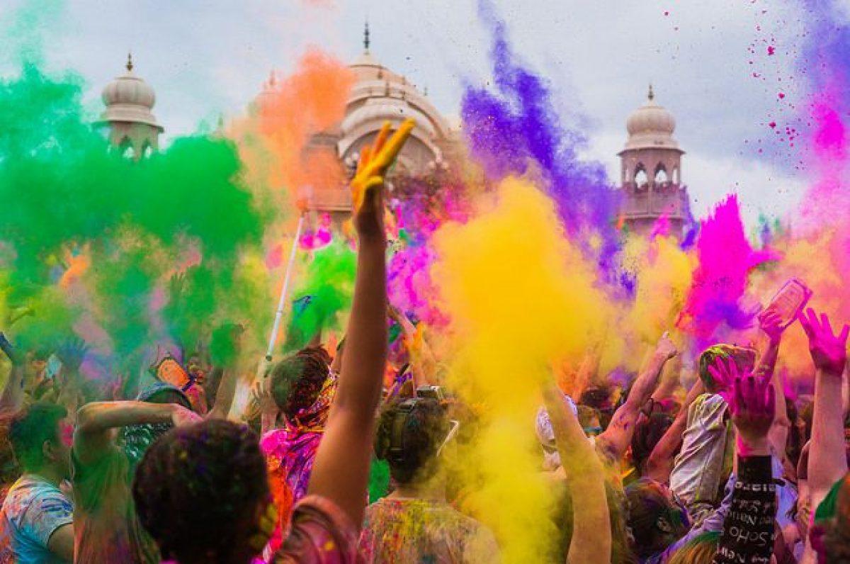 Χρωματιστή Σκόνη Color Festival