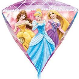 Μπαλόνι Διαμάντι Πριγκίπισσες Disney