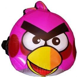 Μπαλόνι φούξια angry bird