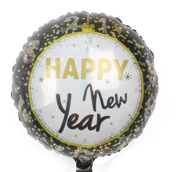 Μπαλόνι Happy New Year
