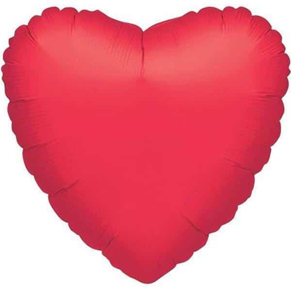 Μπαλόνι Κόκκινη Καρδιά 36″