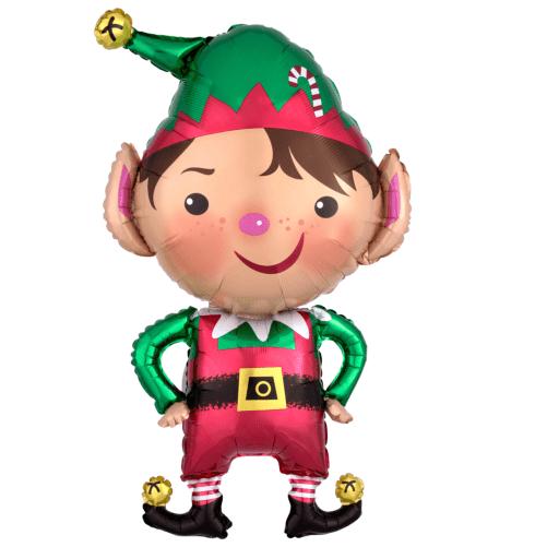 Μπαλόνι Ξωτικό των Χριστουγέννων