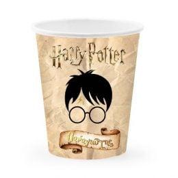 Ποτήρια Harry Potter (6 τεμ)