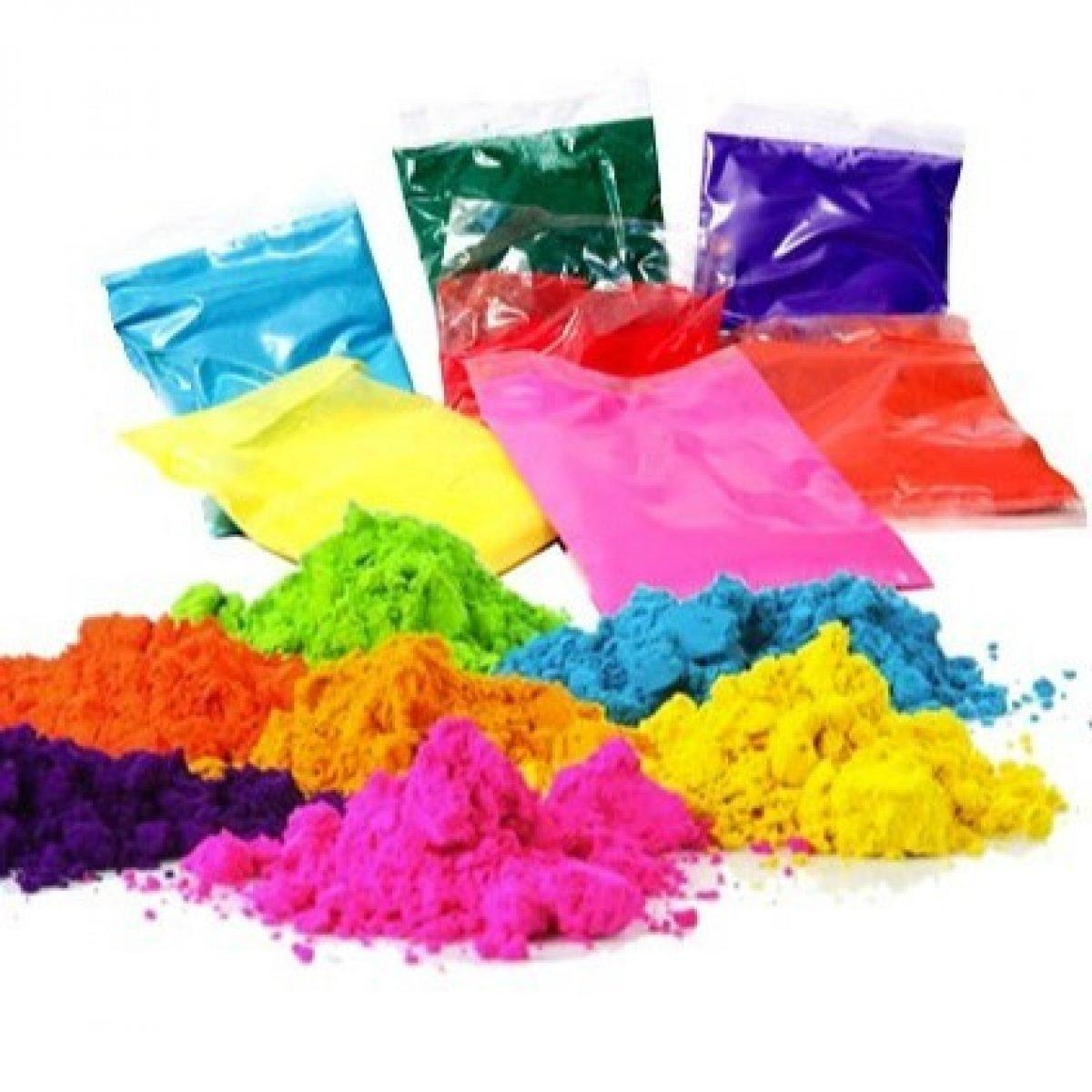 Χρωματιστή Σκόνη (7 χρώματα)