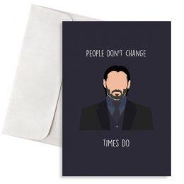 ευχετήρια κάρτα John Wick