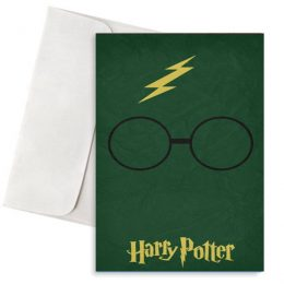 Ευχετήρια Κάρτα Harry Potter