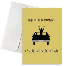 Ευχετήρια Κάρτα Infinite Moment