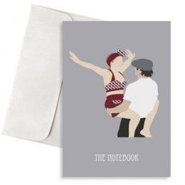 ευχετήρια κάρτα notebook