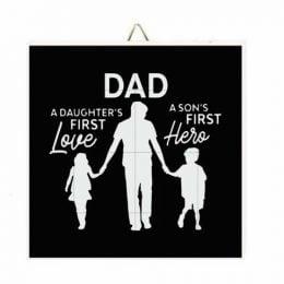 Καδράκι Για Τον Μπαμπά