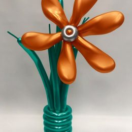 Λουλούδι από μπαλόνια 260