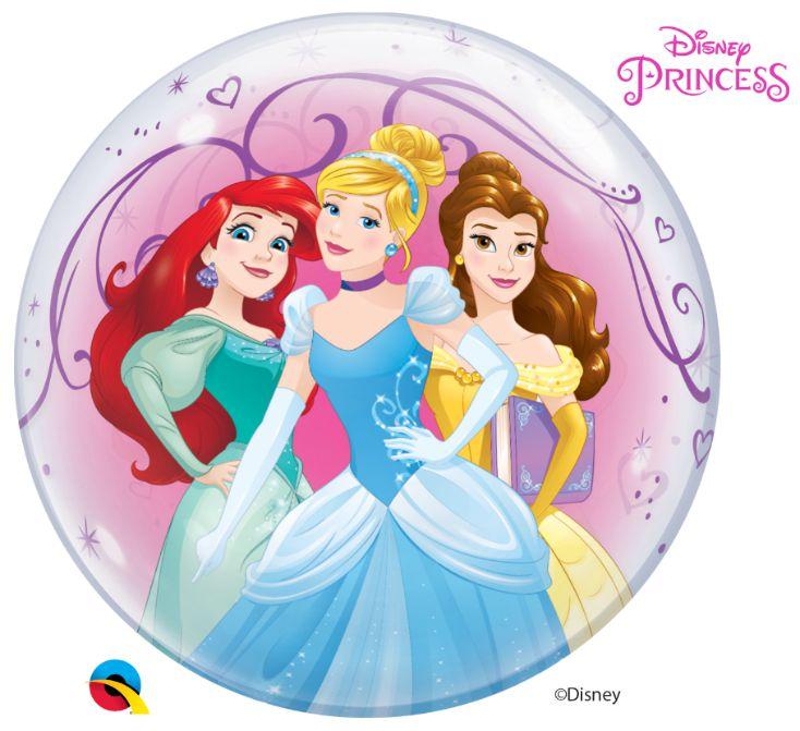 Μπαλόνι Bubble Πριγκίπισσες Disney