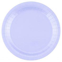 Πιάτα φαγητού Λιλά (14 τεμ)
