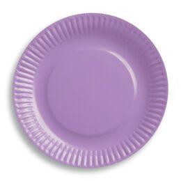 Πιάτα γλυκού Μοβ (6 τεμ)