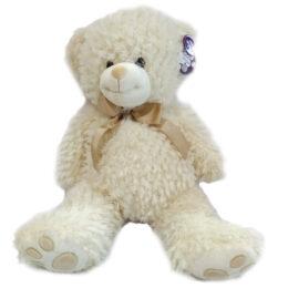 Χνουδωτός Λευκός Αρκούδος