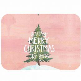 Χριστουγεννιάτικο Σουπλά Merry Christmas