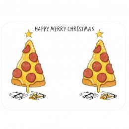 Χριστουγεννιάτικο Σουπλά Pizza Tree