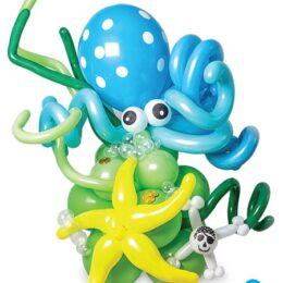 5″ Μικρό μπαλόνι Ματάκι