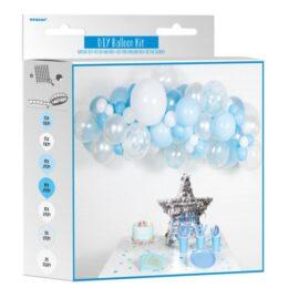 DIY Γιρλάντα Μπαλονιών Γαλάζιο (70 μπαλόνια)