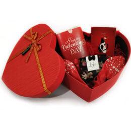 """Δώρο Βαλεντίνου με εσώρουχο """"Happy Valentine's Day"""""""