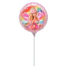 Μπαλονάκι Barbie Fairytopia με καλαμάκι