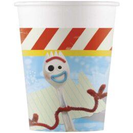 Ποτήρια Toy Story 4 (8 τεμ)