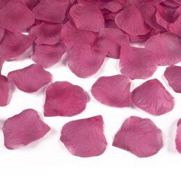 Ροζέ ψεύτικα Ροδοπέταλα σε σακουλάκι