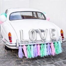 Σετ Διακόσμησης αυτοκινήτου Love