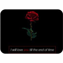 """Σουπλά Τριαντάφυλλο """"Till the End"""""""