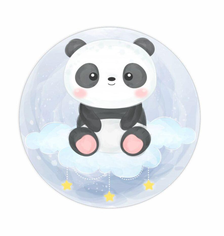 Αυτοκόλλητα αρκουδάκι Panda