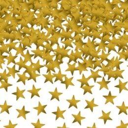Κομφετί Χρυσά Αστεράκια