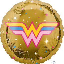 Μπαλόνι Wonder Woman Χρυσό