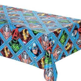 Τραπεζομάντηλο Mighty Avengers 180 εκ.