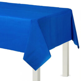 Τραπεζομάντηλο Royal Μπλε πλαστικό