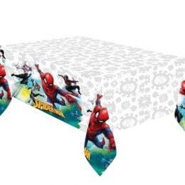 Τραπεζομάντηλο Spiderman - Team Up