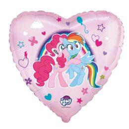 Μπαλόνι Καρδιά Μικρό μου Πόνυ Αγκαλιά