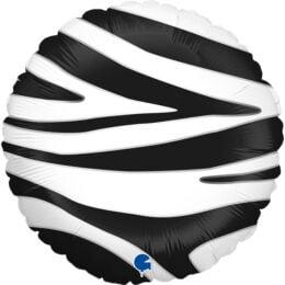 Μπαλόνι Ρίγες Ζέβρας