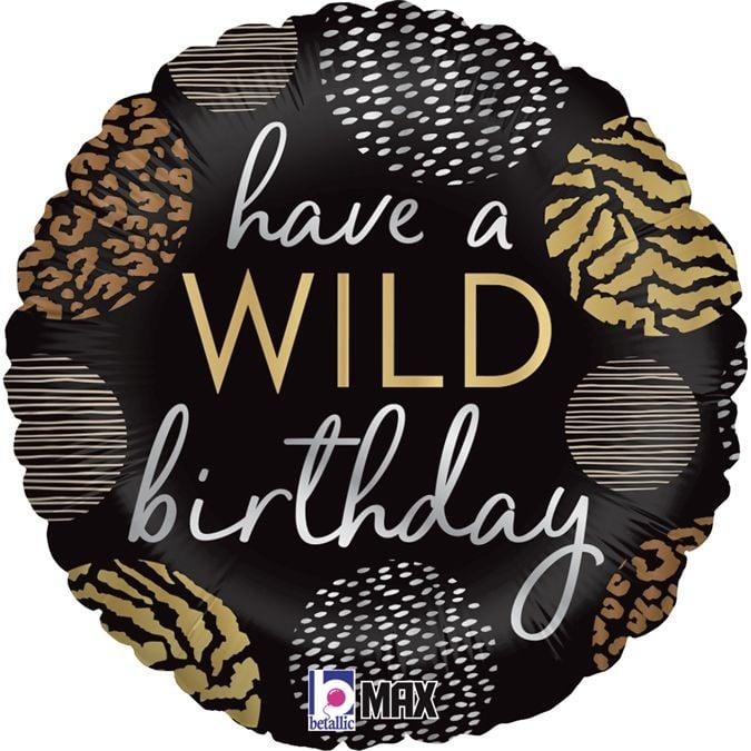 Μπαλόνι Wild Birthday