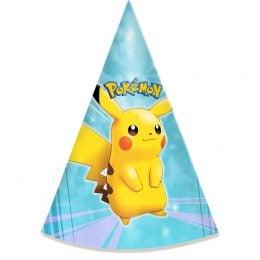Καπελάκια πάρτυ Pokemon (6 τεμ)