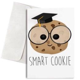 Κάρτα Αποφοίτησης Smart Cookie